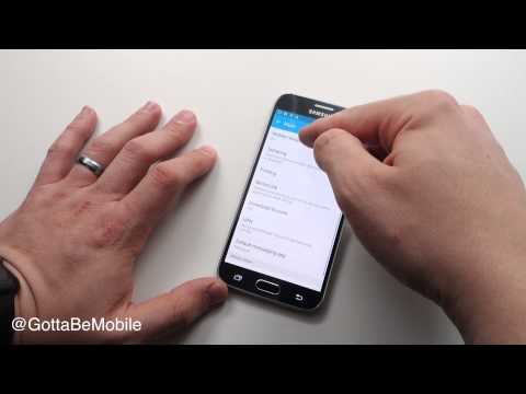 How to Use the Galaxy S6 Mobile Hotspot
