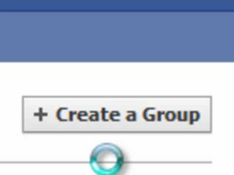 How to Make a Facebook Group and Fan Page
