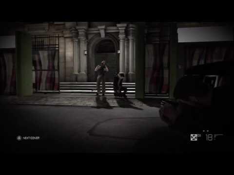 Splinter Cell: Conviction Behind Closed Doors (HD)
