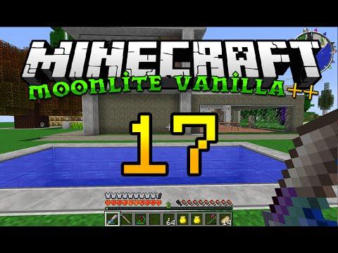 Minecraft Moonlite Vanilla ++ | EP 17 | The pool club