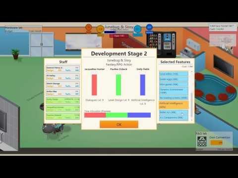 Game Dev Tycoon 10 - Twinkle & MMO