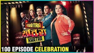 Bharti Singh Shares Her Excitement On Completing 100 Episodes | Khatra Khatra Khatra