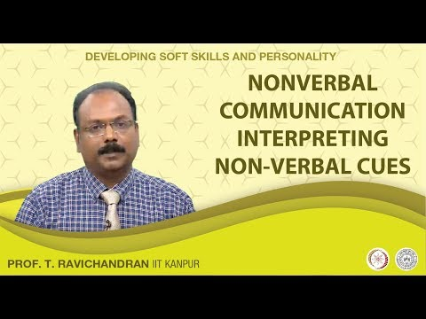 Non-Verbal Communication: Interpreting Non-Verbal Cues