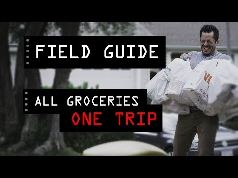 All Groceries, One Trip - A Field Guide to Getting After It