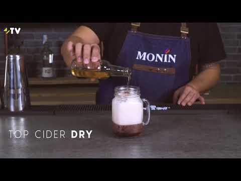 Beetroot Hazelnut Cider - How To