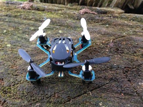 Hubsan H111 Nano Q4 - The World's Smallest Quadcopter