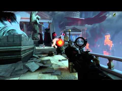 BioShock Infinite for PS3: Combat Trailer