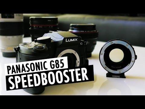 Metabones Speed Booster ULTRA with Panasonic G85/G80 | RehaAlev