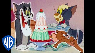 Tom & Jerry   So Much Food!   Classic Cartoon Compilation   WB Kids