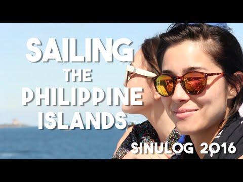 Sailing the Philippine Islands (Manila to Cebu Cruise - Sinulog 66)