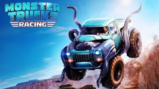 MONSTER TRUCKS RACING iOS / Android Gameplay Trailer