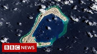 South China Sea Dispute China S Pursuit Of Resources Unlawful Says US BBC News