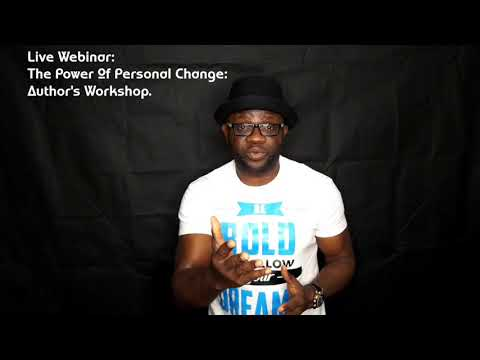 THE POWER OF PERSONAL CHANGE WEBINAR