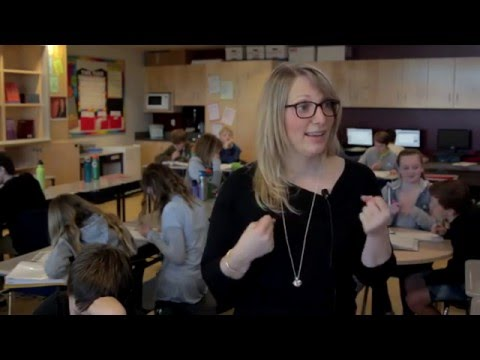 The Multi-age Math Classroom - North Saanich Middle School