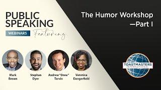 The Humor Workshop—Part I