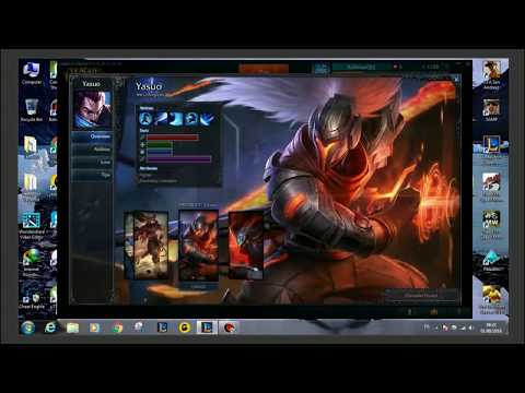 WORKING TRICK TO GET FREE PROJECT YASUO!! UPDATED  April 2017 ( EUW / EUNE Only )