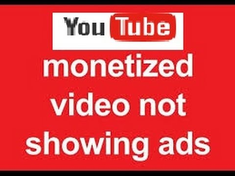 Monetized Video Not Showing ads (FIX easily 100%Working) -SEO tips..