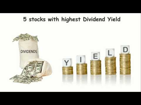 Best Dividend Yield paying stocks / what is stock dividend .