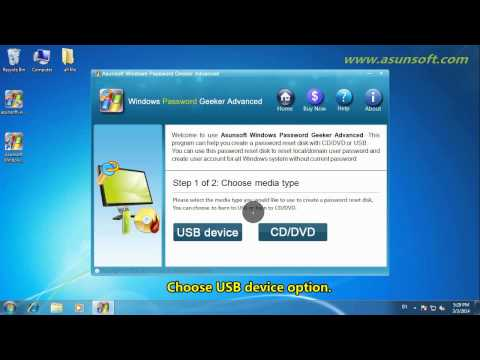 Windows 8 Password Reset Software – Reset Windows 8 Password on Desktop,Laptop,Tablet