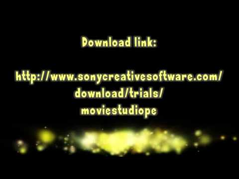 Sony Vegas Video Editor For Free Trial Version