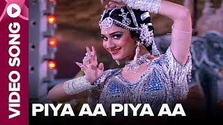 Piya Aa Piya Aa (Video Song) - Bewafai - Meenakshi Sheshadri