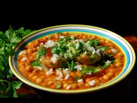 Recipe - Ragda Chaat Recipe With English Subtitles