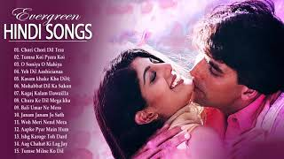 Old Hindi songs Unforgettable Golden Hits - Ever Romantic Songs | Kumar Sanu, Alka Yagnik, Jukebox