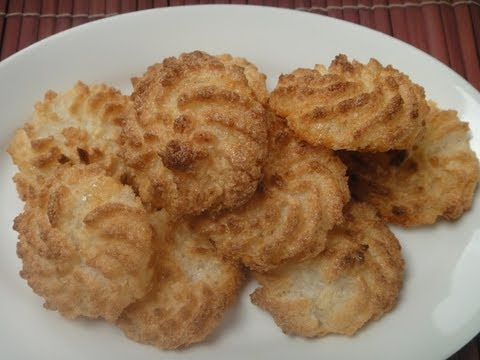 Coconut Macaroons | Chef Sheetal | Sanjeev Kapoor Khazana