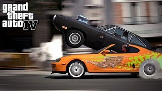 GTA IV - PC - 6/12/13 - Dukes of Hazzard BUSTED!!! - Me as