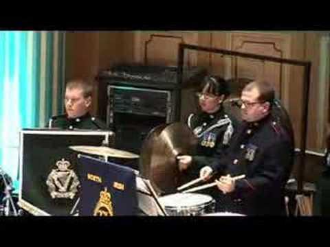 The Band Of The Royal Irish Regiment-Killaloe