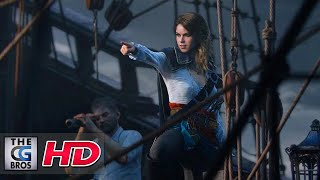 "CGI 3D Animated Trailers: ""Skull & Bones Trailer"" - by Ubisoft"