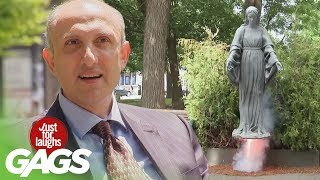 Nun and Priest Pranks - Best Of Just For Laughs Gags
