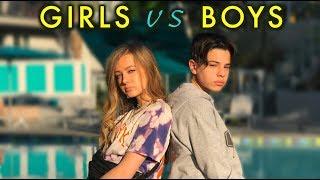 Eastside - Girls vs Boys - benny blanco, Halsey & Khalid | Christian Lalama & Lexi Drew