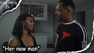 """Living with my ex  