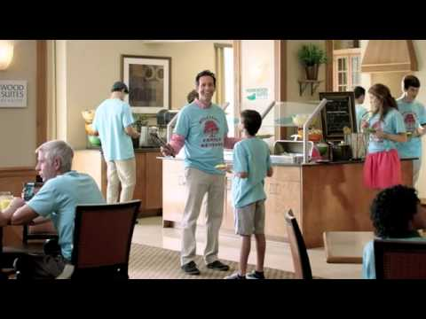 Hilton Hotels HHonors Commercial