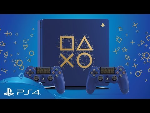 Days Of Play | Limited Edition PS4 Console