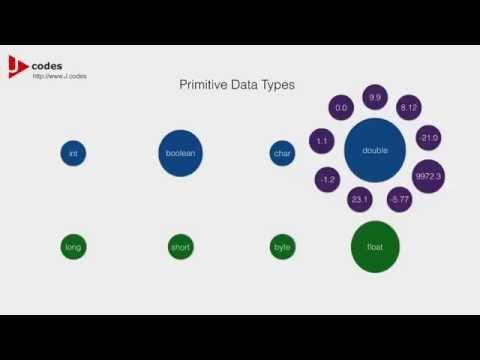 C1. Java Concepts Tutorial: Primitive Data Types