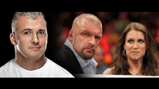 BIG CHANGES FOR WWE 2017 EXPOSED! MAJOR Shane McMahon TRIPLE H BACKSTAGE NEWS