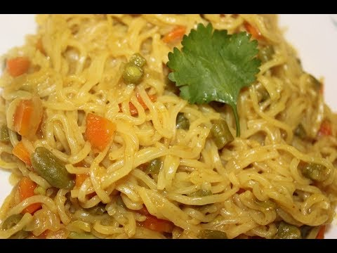 Perfect way to cook Maggi Noodles - Bachelor Cooking