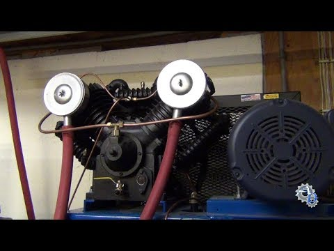 Easy Trick to Make Your Air Compressor Quieter