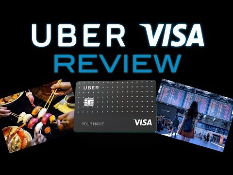 Uber Visa  Review — The Ultimate Rewards Credit Card for Millennials?