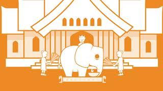 Why do we call something burdensome a 'white elephant'?