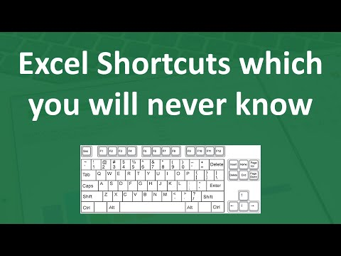 Quick 3 Excel Shortcuts of Paste Special Value which you will never know
