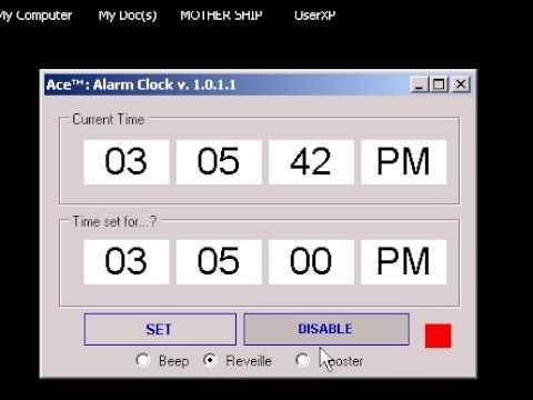 How To Make An Alarm Clock for Windows using VB.NET