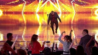 ALL 5 GOLDEN BUZZER Britain