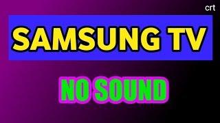 #Samsungtv#no sound#picture ok.How to solve samsung crt tv no sound problem.