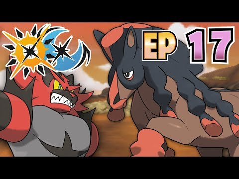 Let's Play Pokémon Ultra Sun & Ultra Moon - Part 17 - Galloping to Tapu Village!