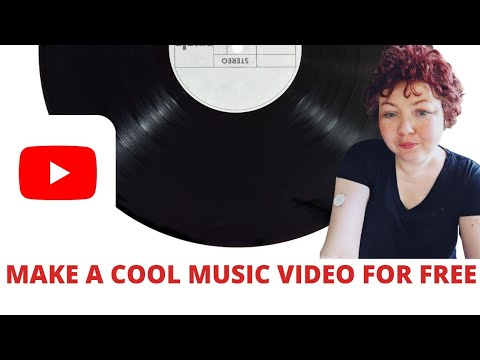 How to Make a Cool Music Video for Free