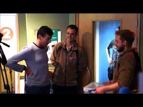 Vassos on Radio 2 has Hypnosis for Snake Phobia