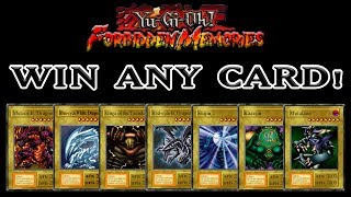 Yugioh Forbidden Memories - S-Tech Rank Tutorial